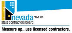 Nevada contractor license